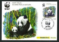 Italia Repubblica - 2016 WWF Italia : Cartolina uff. Poste Italiane