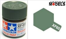 Acrylic Paint - Colore Acrilico 10ml XF-65 XF65 FIELD GREY 81765 Tamiya