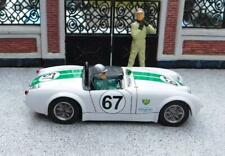 1/32 RESIN BODIED AUSTIN HEALEY SPRITE SLOT CAR  *UNIQUE* Mulsanne Models.