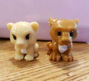 Woolworths Woolies Ooshies Disney Lion King Cub Nala & Sarabi Ooshie