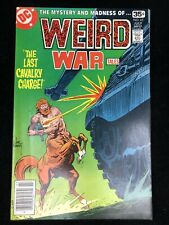 DC Comics Weird War Tales #65 Bronze Age (9.0 VF/NM) Joe Kubert