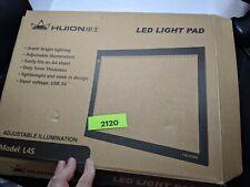 HUION L4S LED LIGHT PAD TRACING DRAWING BOX GRAPHICS ART BOARD ANIMATION XRAY