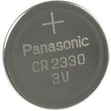 Genuine Panasonic 2330 Lithium Coin Battery 3v CR2330 BR2330 DL2330