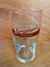 Leinenkugel's Canoe Join Us Out Here Tulip Pint Glass - Leinenkugels New & FShip