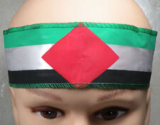 Palestine Flag Adjustable Head Band Palestinian Arab