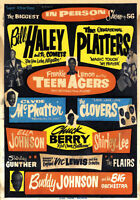 0319 Vintage Music Poster Art The Platters Empire Liverpool