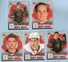 2016 Upper Deck World Cup of Hockey Set (40 w/ McDavid Matthews Laine )