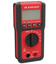 Facom 711B Smart Digital Multimeter - Automatic selection of measurement scale