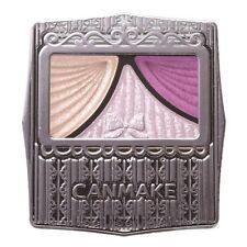 Canmake Japan Juicy Pure Eyes 3-color Eyeshadow Palette With Juicy Top Coat 09 Love Me Pink