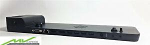 HP 2013 UltraSlim Docking Station  Schwarz | USB 3.0 Top