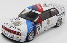 AUTOart 1:18 BMW E30 M3 DTM 1991 DieCast Johnny Cecotto #3 (89145) RARE**NIB