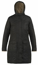 Regatta Womens Roanstar Jacket Waterproof Breathable Coat Isotex 5000 Ladies Black 10