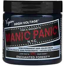 Manic Panic Semi-Permament Hair Color Creme, Enchanted Forest 4 oz