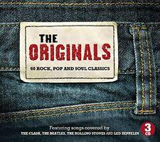 ORIGINALS Ray Charles, Lula Reed, Robert Johnson, Little Richard  3 CD NEW+