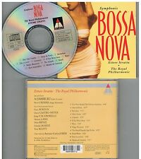Ettore Stratta, The Royal Philharmonic ‎– Symphonic Bossa Nova CD 1994