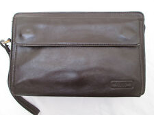 -AUTHENTIQUE    sacoche  LE TANNEUR cuir  TBEG   bag vintage