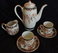 Porcelaine JAPON Service à café en tête à tête (Chinese-Porcelain) Tasses...