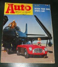 5/1952 AUTO SPEED & SPORT SIATA 1400 GRAN SPORT UOMINI DI MODENA CHAMPION 400