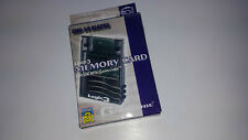 * GAMECUBE * LOGIC 3 MEMORY CARD 4MB 59 BLOCKS * NEW BOXED