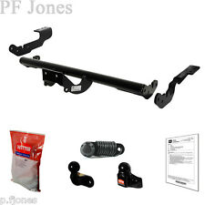 Witter Towbar for Citroen C4 Grand Picasso 2007-2013 - Flange Tow Bar