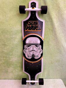 Star Wars Santa Cruz Cruzer Stormtrooper Rare Longboard (Cheapest On eBay)