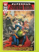 Superman Leviathan Rising # 1 Cover A 1st Print DC NM 9.4