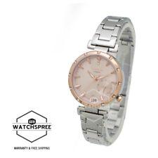 Casio Sheen Swarovski Crystals 3-hand Analog Watch SHE4051SG-4A