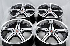17 wheels rims Corolla Sonata Tiburon Civic Accord Spark Cobalt CL 4x100 4x114.3
