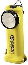Streamlight 90541 Survivor 6-.75 Inch LED Flashlight - Yellow