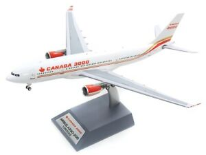 INFLIGHT 200 IF332270119 1/200 CANADA 3000 AIRBUS A330-200 REG: C-GGWD W/STAND
