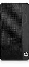 HP 3va14ea#abd 285 G3 MT 3.6ghz 2400g Micro Tower AMD Ryzen 5 Black PC 4mb) -
