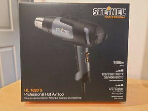 Steinel Hl1820s 11.7-Amp Corded Heat Gun, 120Vac 1400W
