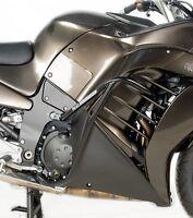 R&G Adventure Bars Kawasaki GTR1400 Concours 2010 onward AB0002BK Black