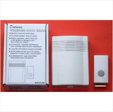 Portier sans fil batterie porte-carillon kit brand new boxed
