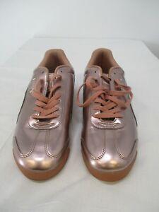 Puma Ramo Ano Jr Rose Gold 362828 04 Mens Athletic Shoes New w/o Box Size 13