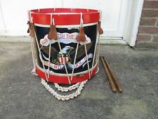 New listing Civil War 17x15 Rope Tension 3rd Maryland Inf. Eagle Reproduction/Reenactor Drum