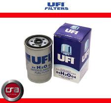Filtro Gasolio UFI 24.H2O.04 Alfa 147 1,9 JTD con Separatore acqua per 77362338