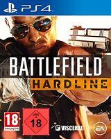 PS4 Spiel Battlefield Hardline NEUWARE