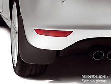 New Genuine Volkswagen Front Mudflap Set Golf MK6 09>13 - 5K0075111