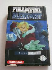 MANGAS FULLMETAL ALCHEMIST N° 16 .