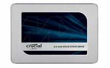 More details for crucial ssd 1 tb, 500 gb, 250 gb, mx500 bx500 up to 560 mb/s sata 2.5 inch