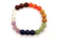 Bracelet 7 chakras - L'énergie des pierres à votre poignet !