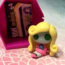 New Monster High Minis Season 1 Rag Doll Lagoona Blue **FREE Ship 3+