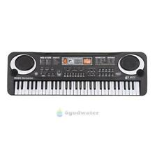 61 Keys Digital Music Electronic Keyboard Key Board Electric Piano Xmas Gift EU