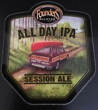 Founders Brewing~ All Day IPA ~ Craft Beer Sticker ~Beer Decal