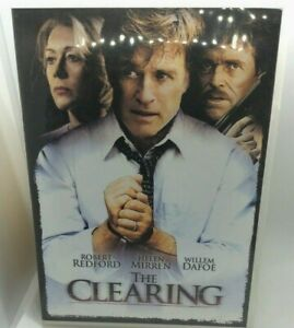 The Clearing DVD region 4