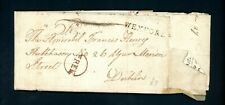 1791  Ireland  Wexford  Free  Cover Entire  Letter (Some  Faults)       (Jy354)