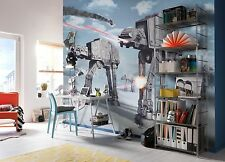 Star Wars Wall Mural photo Wallpaper for kids room 368x254cm Battle of Hoth