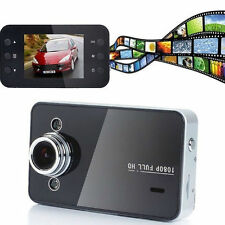 "HD 2.7"" LCD 1080P Car DVR Camera Video Recorder Night Vision Vehicle Dash Cam SY"