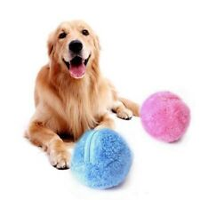 Magic Electric Automatic Moving Ball Pet Dog Bite Chew Playing Activation Toy